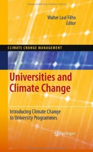 The best books on Disaster Diplomacy - Universities and Climate Change by Ilan Kelman