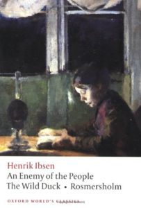 The best books on Disaster Diplomacy - An Enemy of the People by Henrik Ibsen