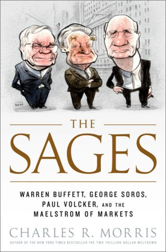 The best books on Crashes - The Sages by Charles Morris