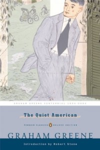 The best books on Southeast Asian Travel Literature - The Quiet American by Graham Greene