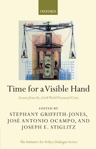 The best books on The Rise of Latin America - Time for a Visible Hand by Stephany Griffiths-Jones, Jose Antonio Ocampo & Joseph Stiglitz