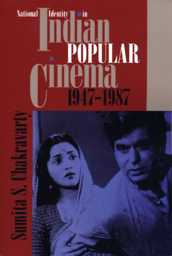 The best books on Indian Film - National Identity in Indian Popular Film, 1947-1987 by Sumita S Chakravarty