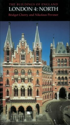 The best books on British Buildings - The Pevsner Guide to London 4 by Nikolaus Pevsner and Bridget Cherry