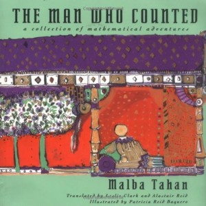 The best books on Maths - The Man Who Counted by Malba Tahan