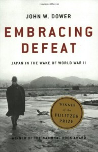 The best books on Japan - Embracing Defeat: Japan in the Wake of World War II by John W Dower
