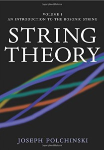 The best books on String Theory - String Theory (Vols 1 and 2) by Joseph Polchinski