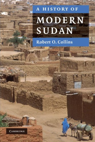 The best books on Sudan - A History of Sudan by Robert O Collins