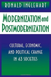 The best books on Traditional and Liberal Conservatism - Modernization and Postmodernization by Ronald Inglehart