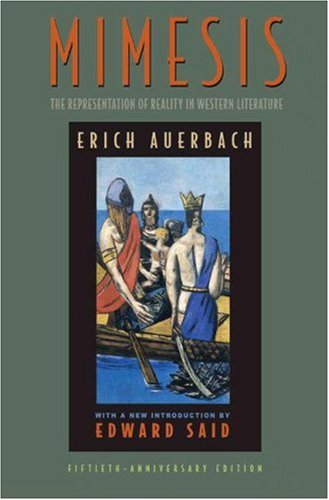 The best books on War and Intellect - Mimesis by Erich Auerbach