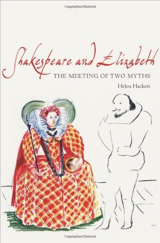 The best books on Elizabeth I - Shakespeare and Elizabeth by Helen Hackett