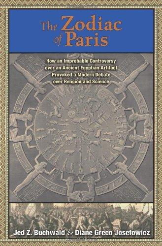 The best books on French Egyptomania - The Zodiac of Paris by Diane Greco Josefowicz & Diane Greco Josefowicz with Jed Z Buchwald
