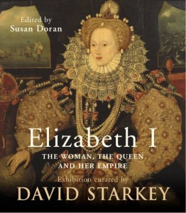 The best books on Elizabeth I - Elizabeth I by David Starkey and Susan Doran