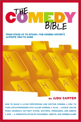 The best books on Comedy - The Comedy Bible by Judy Carter
