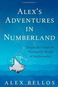 The best books on Maths - Alex's Adventures in Numberland by Alex Bellos