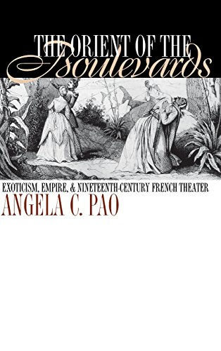 The best books on French Egyptomania - The Orient of the Boulevards by Angela C Pao