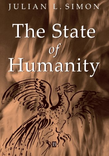 David Frum recommends five Pioneering Conservative Books - The State of Humanity by Julian L Simon