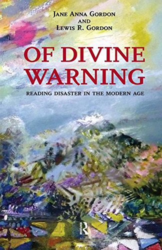 The best books on The Rise of Latin America - Of Divine Warning by Jane Anna and Lewis R Gordon