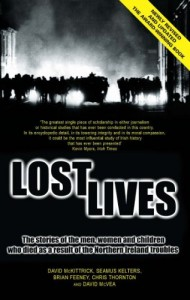 The best books on The Troubles - Lost Lives by David McKittrick