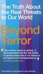 The best books on Global Security - Beyond Terror by Chris Abbott & Chris Abbott with Paul Rogers and John Sloboda