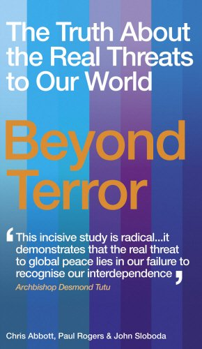 The best books on Global Security - Beyond Terror by Chris Abbott & Chris Abbott with Paul Rogers and John Sloboda