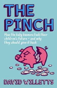 The best books on British Conservatism - The Pinch by David Willetts
