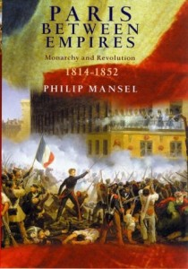 The best books on French Egyptomania - Paris Between Empires 1814-1852 by Philip Mansel