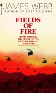 The Best Vietnam War Books - Fields of Fire by James Webb