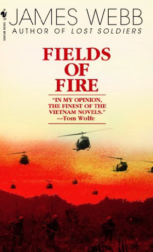 The best books on The Vietnam War - Fields of Fire by James Webb