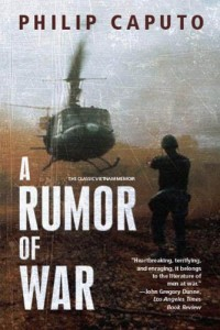 The Best Vietnam War Books - A Rumor of War by Philip Caputo
