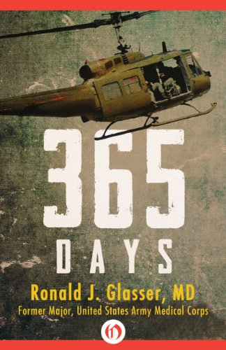 The best books on The Vietnam War - 365 Days by Ronald J Glasser