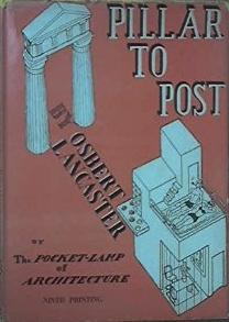 Pillar to Post by Osbert Lancaster