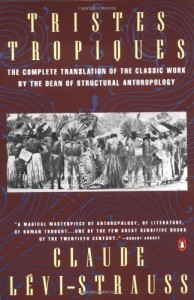 The best books on Brazil - Tristes Tropiques by Claude Levi-Strauss