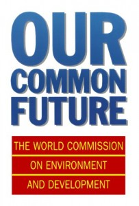 The best books on Climate Justice - Our Common Future by World Commission on Environment and Development