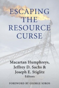 The best books on The Millennium Development Goals  - Escaping the Resource Curse by Jeffrey D Sachs