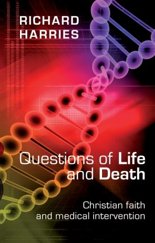 The best books on Christianity - Questions of Life and Death by Richard Harries