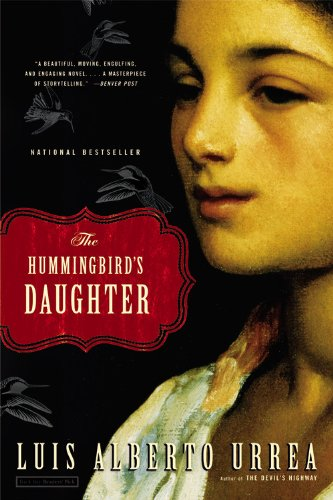The best books on The Miracle of Autism - The Hummingbird's Daughter by Luis Alberto Urrea