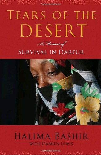 The best books on Changing the World for Good - Tears of the Desert by Halima Bashir