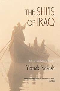 The best books on The History of Iraq - The Shi'is of Iraq by Yitzhak Nakash