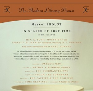 Stephen Breyer on his Intellectual Influences - In Search of Lost Time by Marcel Proust
