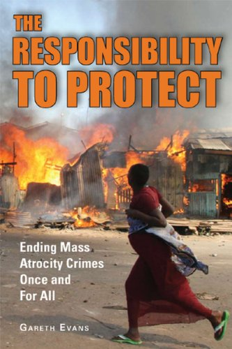 The best books on Changing the World for Good - The Responsibility to Protect by Gareth Evans