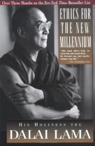 The best books on The Millennium Development Goals  - Ethics for the New Millennium by Dalai Lama