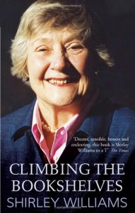 The best books on Faith in Politics - Climbing the Bookshelves by Shirley Williams
