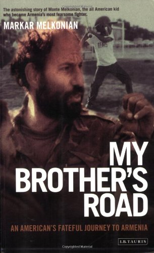 The best books on Conflict in the Caucasus - My Brother's Road by Markar Melkonian