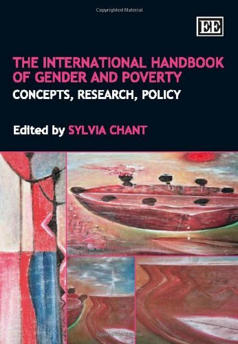 The best books on Gender Equality - International Handbook of Gender and Poverty by Sylvia Chant