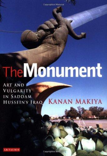 Kanan Makiya recommends the best books on the History of Iraq - The Monument by Kanan Makiya