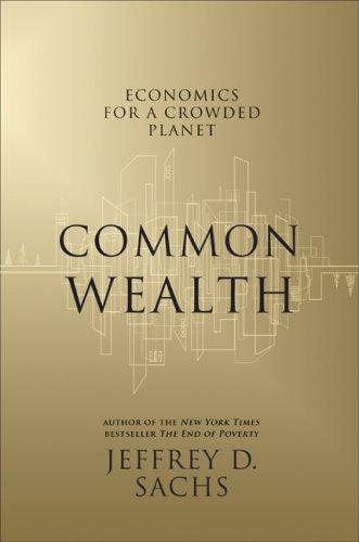 The best books on The Millennium Development Goals - Common Wealth by Jeffrey D Sachs