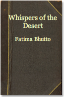 The best books on The Politics of Pakistan - Whispers of the Desert by Fatima Bhutto