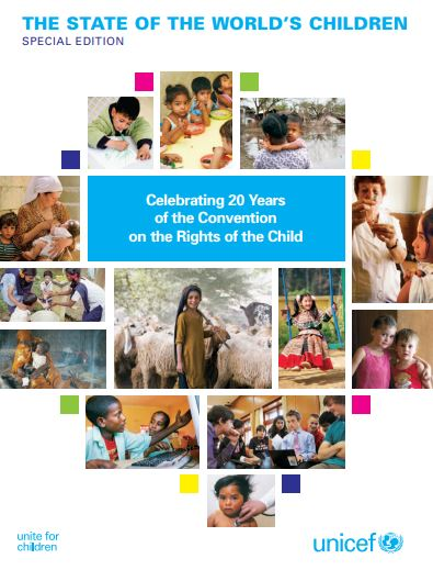 The best books on Children and the Millennium Development Goals - UNICEF's 2010 State of the World's Children Report, Celebrating 20 Years of the Convention on the Rights of the Child by UNICEF