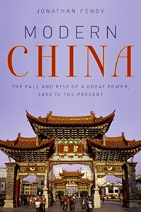 The best books on The French Resistance - Modern China by Jonathan Fenby