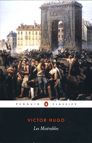 Les Misérables book by Victor Hugo